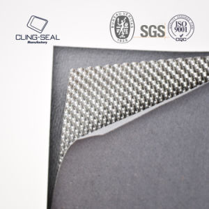 Strato laminato non di rinforzo 1.6mm della guarnizione dello scarico dell'amianto