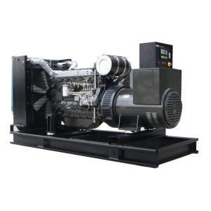 60Hz 1800rpm Googolの無声ディーゼル発電機260kw
