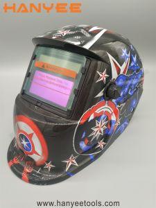 가는 기능을%s 가진 변하기 쉬운 그늘 용접 헬멧을 어두워지는 태양 강화된 자동차