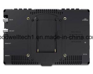 3G-SDI и 4K вход и выход HDMI 7 ЖК-дисплеем