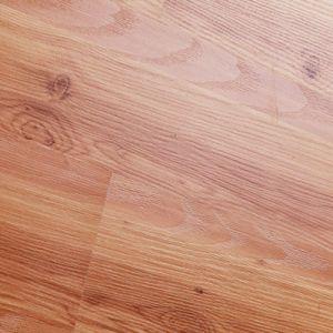 pavimento laminato laminato di legno di legno resistente dell'acqua della quercia bianca del parchè di 8.3mm HDF