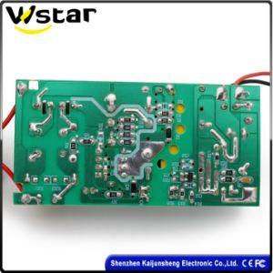 Best-seller 24V 2A 48W CA Adaptateur d'alimentation CC avec nous UK prise UE