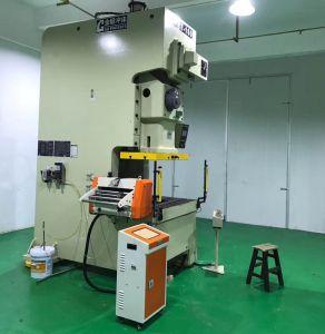 Hoja de Metal de alta precisión de alimentación de la bobina de servo Nc Máquina para perforación de estampado de la máquina pulsando