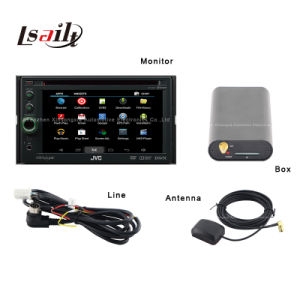 (Intrattenimento) Jvc Main Android Unit System Head con Car Navigation