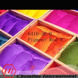Rojo 8 del Pigmento y del Pigmento del Colorante [6410-30-6]