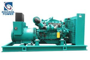 Courant alternatif Generator de Googol Diesel Engine 300kw Silent 50Hz