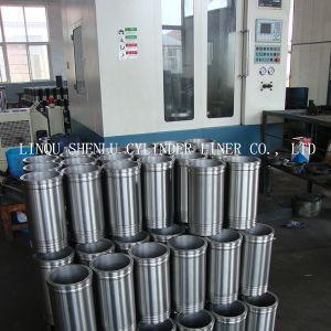 De grijze die Koker van de Cilinder van het Gietijzer voor de Motor 3306/2p8889/110-5800 wordt gebruikt van de Kat