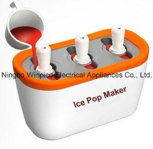 Pop ice maker, Popsicle Maker, el 100% libre de BPA congelador