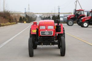Trattore medio della rotella 40HP dell'azienda agricola 2 da vendere
