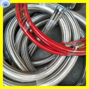 高温ステンレス鋼の軟らかな金属の管のホース