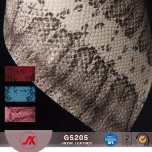62db16682 Nuevo diseño de la Serpiente/PVC Bolsa de cuero de PU, vestuario, cartera,  el cinturón, zapatos, decorar el bolso de piel de avestruz, rollo de  material