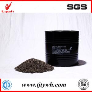 De hoge Steen China van het Carbide van het Calcium van de Opbrengst van het Gas