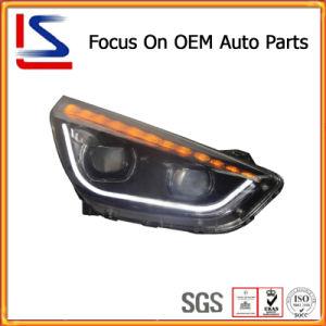 ヒュンダイのための自動Parts LED Model3 Head Lamp IX 35 ' 09- 「13