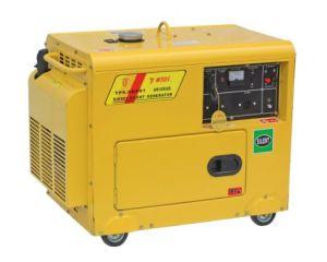Jensenpowerイギリスの6500e 9HP 6.5kwのディーゼル発電機(JP6500E-1)