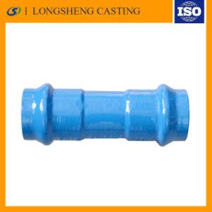 En545 PN16 Fundición de hierro dúctil dedoble tubo de PVC toma