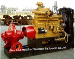 Diesel Aanjaagpomp Met motor