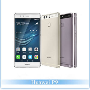 De Mobiele Telefoon Kirin 955 van de Leverancier 1080P FHD Huawei P9 4G Lte van China Kern Octa de Androïde 4GB Vingerafdruk van ROM 12.0MP van de RAM 1920X1080 64GB op Verkoop