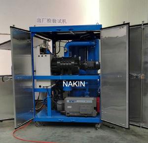 Закрытого типа и для прицепа Zym трансформаторное масло, масляный фильтр для очистки воды