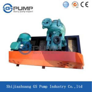 Le traitement des minéraux Anti-Abrasion / / / pompe centrifuge de lisier horizontal