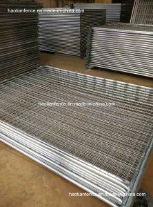 2400mm Std Galvanized Temp Fence Panels