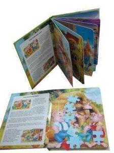 Libro del cartone dei bambini (008)
