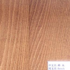 純木のフロアーリング