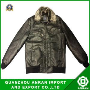 Unità di elaborazione Jacket degli uomini con Fur Collar (0002)