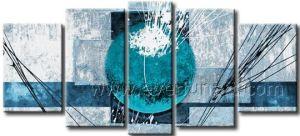 Resumo pintados à mão pintura a óleo sobre tela para decorativos de parede