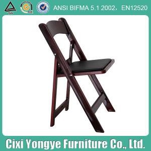 Party를 위한 마호가니 정원 Folding Chairs