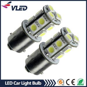 12V S25 Ba15s 1156 5050 18SMD 5050 LED車ライトバックアップシグナルのテール回転ライト