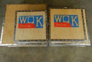 Подшипник Wqk 22332 Mbw33 Сферический роликоподшипник P6 класса дна подшипника