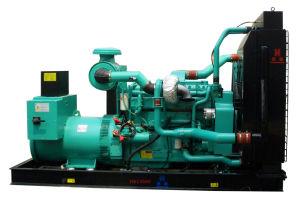 50&60Hz Cummins Engine Qsktaa19-G3 Diesel 520のKw Generator