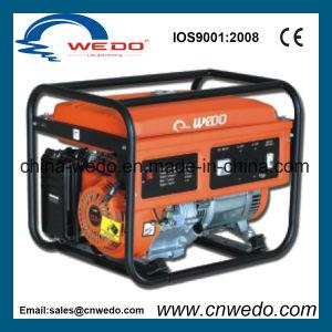 Wd5800 4打撃ガソリン発電機(3.0-6.0KW)
