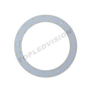 Diseño de la tarjeta de circuitos y SMT para la luz del LED