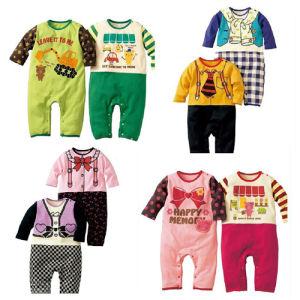 China Proveedor de Servicio de OEM primavera otoño Bodysuit del bebé.