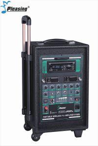 Altoparlante professionale di potenza di Multi-Funzioni portatili dell'amplificatore Pl-6612
