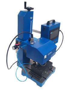 Zixuの販売のためのデスクトップの点Pinのネームプレートの彫版機械