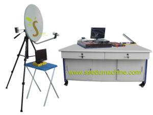 Equipamento educativo equipamentos didáticos do Sistema de treinamento via satélite equipamento de Ensino Técnico