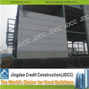 La construcción de acero de bajo coste de la fábrica Edificio