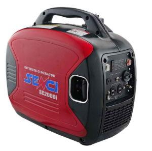 Slient portatile YAMAHA Engine Inverter Gasoline/Pertrol Slient Generator per Car Home Used