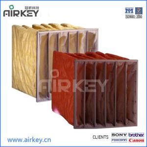 Filtro de manga de ar para salas brancas ISO9001 de consumíveis para salas brancas
