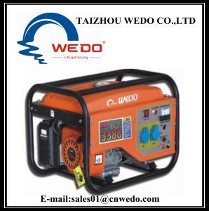 Wd3380 휴대용 가솔린 발전기 (2kw/2500W/2.8kVA)