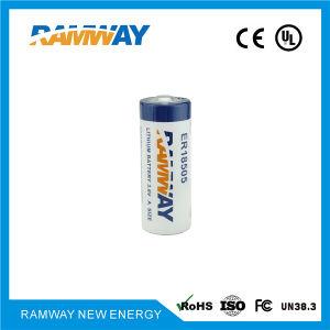 De Batterij van het lithium met UL, Ce, RoHS, Un38.3 voor Laryngoscoop (ER18505)