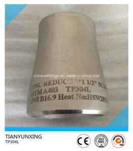 Accessori per tubi senza giunte dell'acciaio inossidabile 304L 1.4307
