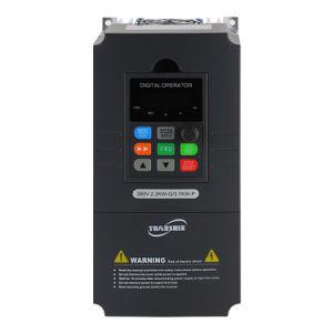 Feito elétrica 220V 380V AC drive 50-60Hz Inversor de Frequência