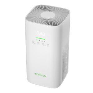Moderno diseño Blanca Inicio purificador de aire portátil con H13 filtro HEPA un mayor grado de filtro HEPA para 430 metros cuadrados. FT.