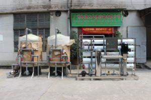10, macchina compatta commerciale di trattamento delle acque di rubinetto 000lph