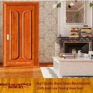 Portello di legno dell'impiallacciatura del MDF (GSP6-001)