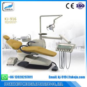 경제적인 유형 치과 단위 의자 (KJ-916)의 치과용 장비