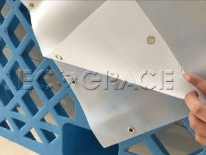 Обезвоживание фильтра нажмите пластину фильтра фильтр тканью
